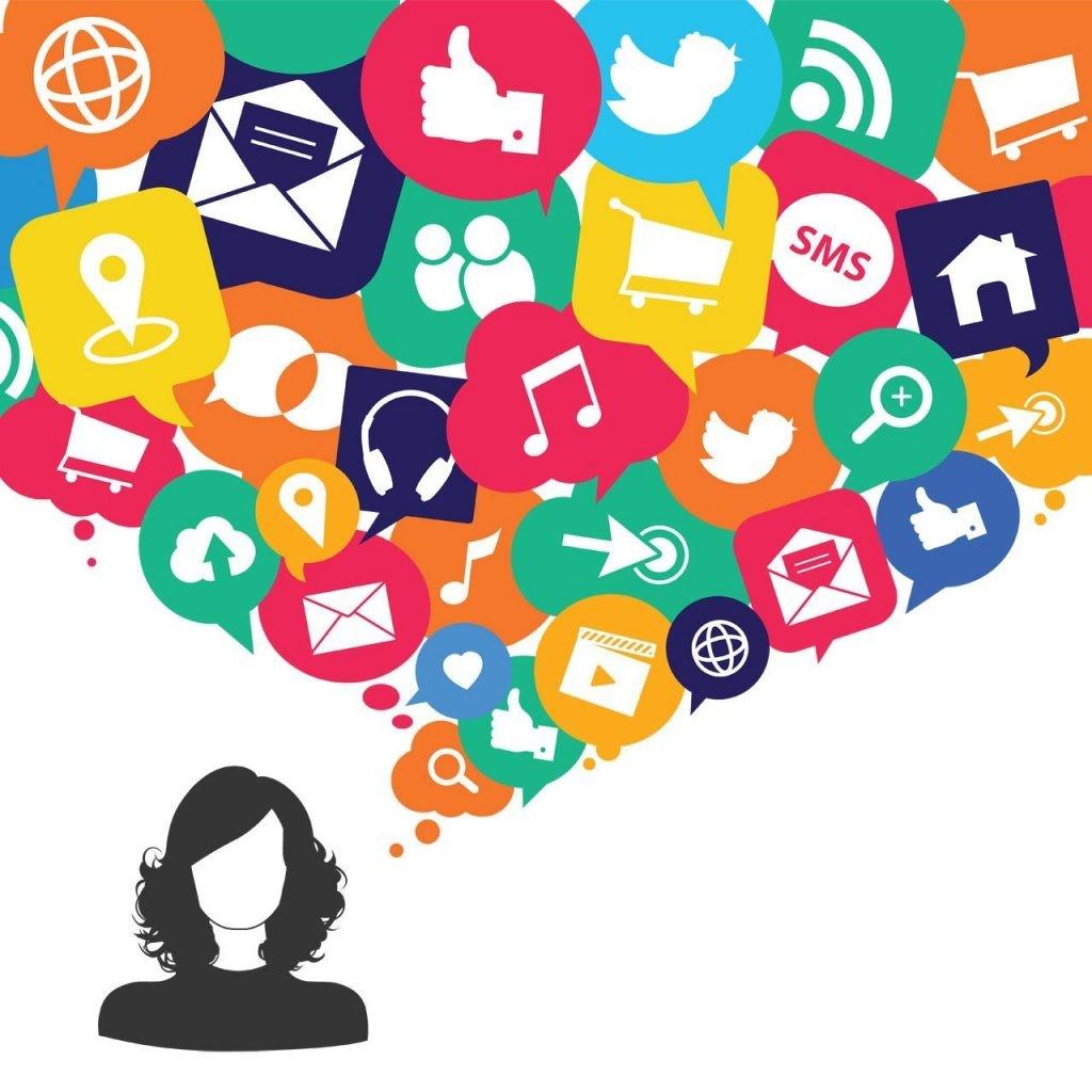 شبکه های اجتماعی برای بازاریابی