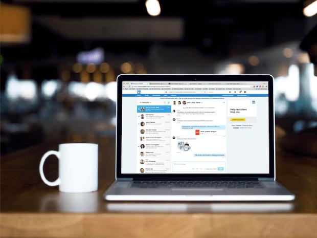 لینکدین در توسعه کسب و کار